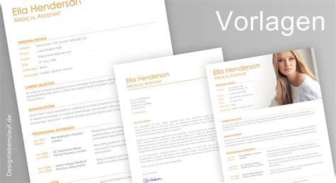 Amerikanischer Lebenslauf by Cover Letter Exles And Resume Templates In Ms Word