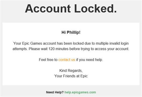 fortnite epic games account locked emails