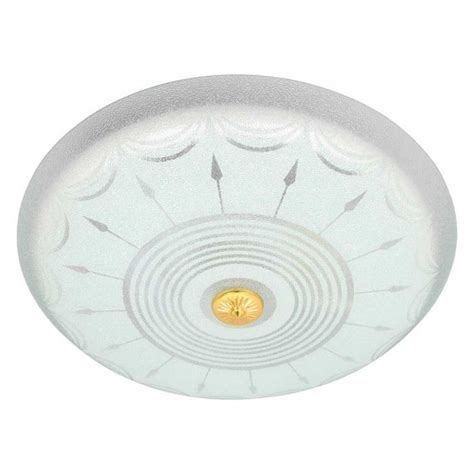 eterna d129 60w circular fluorescent ceiling light fitting