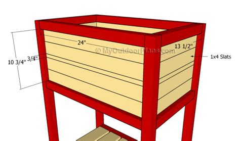 wooden cooler plans myoutdoorplans  woodworking plans  projects diy shed wooden