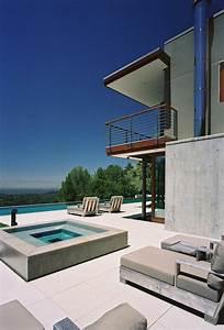 l39architecture de la villa contemporaine archzinefr With charming amenagement exterieur jardin moderne 14 interieur maison luxe miami
