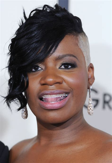 Fantasia Hair Cuts In 2013   Short Hairstyle 2013