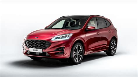 brand  ford kuga top gear