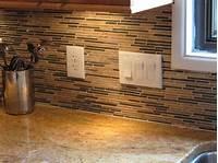 kitchen tile ideas Frugal Backsplash Ideas | Feel The Home