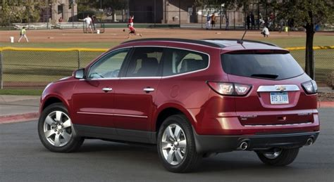 2017 Chevrolet Traverse Redesign  New Automotive Trends