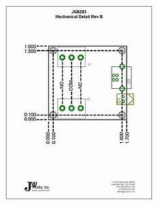Single Pole Double Throw Switch Schematic