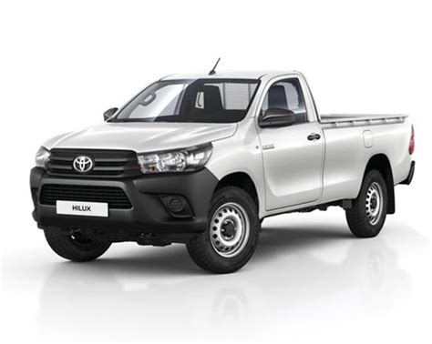 ris vehicle hire toyota hilux single cab 4 215 2 and 4 215 4