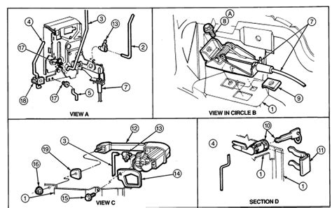 images  ford explorer door lock diagram