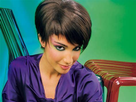 seduction  short hair confident    sassy