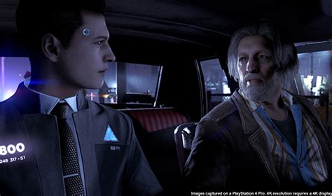 detroit become human media markt detroit become human difficulty options revealed