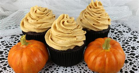 pumpkin spice buttercream frosting  sisters