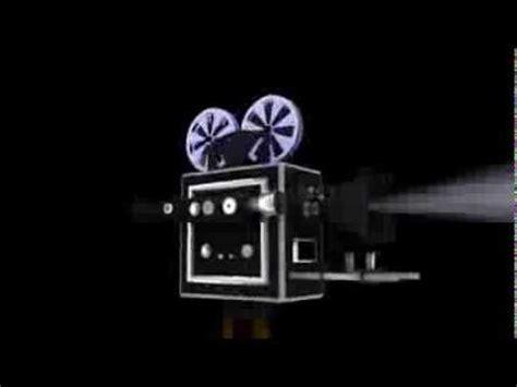 film camera logo animation youtube