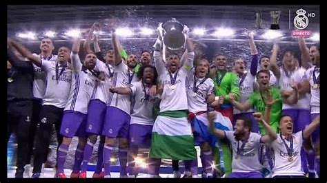 Juventus Vs Real Madrid: UCL Final (1 - 4) On 3rd June ...