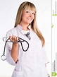 Cute Nurse Portrait Royalty Free Stock Image - Image: 20337496