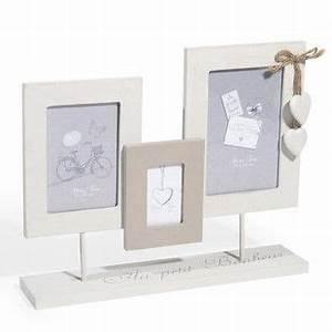 Cadre Photo A Poser : cadre photo poser au petit bonheur maison du monde home pinterest ~ Teatrodelosmanantiales.com Idées de Décoration