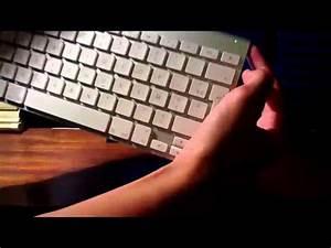 Nettoyer Clavier Mac : comment demonter un clavier apple sans fil la r ponse ~ Nature-et-papiers.com Idées de Décoration