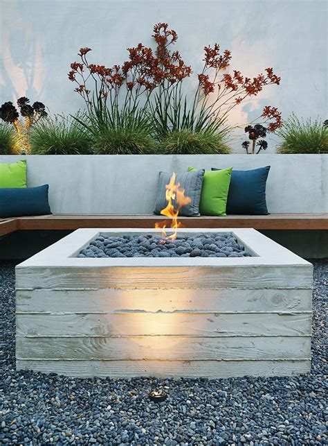 indoor outdoor pit best 25 concrete fire pits ideas on pinterest