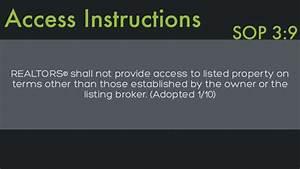 Realtor Code Of Ethics Training