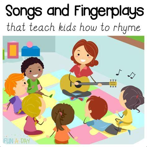 preschool counting songs and fingerplays 10 of the best rhyming songs for preschool pre school 160