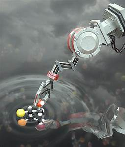 Scientists create world's first 'molecular robot' capable ...