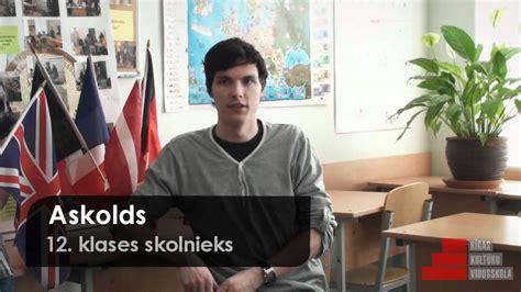 Rīgas Kultūru vidusskola, 2012 - YouTube