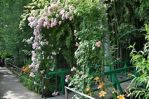 Arceau De Jardin : jardin d 39 eau archives giverny news ~ Premium-room.com Idées de Décoration