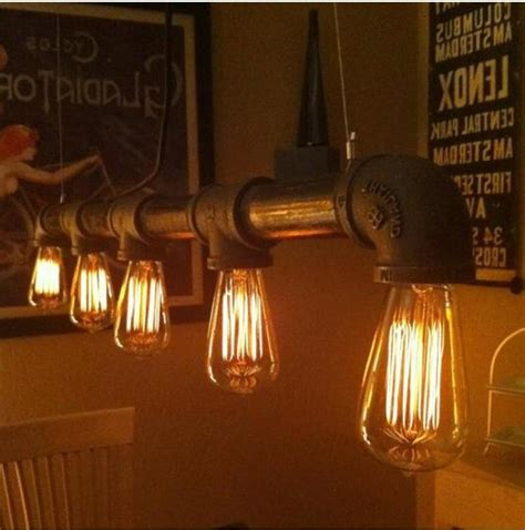 Cost Of A Kitchen Island - vintage loft industrial water pipe l retro classic edison personalized bar lighting counter