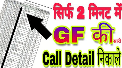 How To Get A Mobile Number by How To Get Call Details Of Any Mobile Number