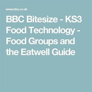 Bbc Bitesize - Ks3 Food Technology