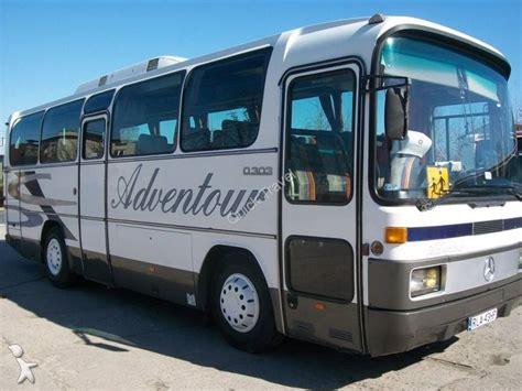 autocar mercedes de tourisme 303 dvd wc 2 x tv condition gazoil occasion n 176 528887