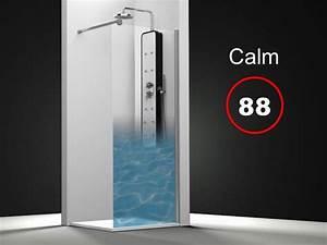 Paroi De Douche Sur Mesure : paroi de douche longueur 70 paroi de douche fixe 70 x ~ Nature-et-papiers.com Idées de Décoration