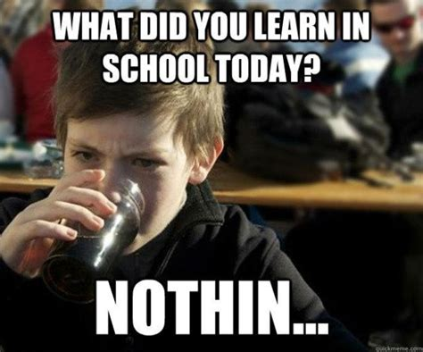 Lazy Student Meme - funny quotes for elementary school students quotesgram
