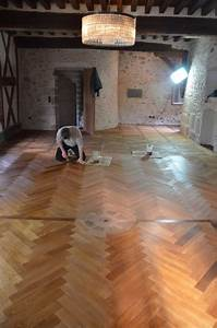 actualites atelier philippe allemand With refection parquet