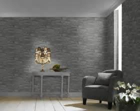 vliestapete wohnzimmer vliestapete factory 2 rasch tapeten 475029 schieferoptik naturstein grau schwarz