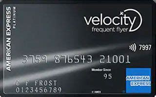 Looking for a credit card that rewards you every time you travel? American Express Velocity Platinum - Review   Finder ...
