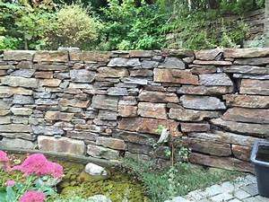 Natursteinmauern Im Garten : stein und natur inh sascha winkler natursteinmauern ~ Markanthonyermac.com Haus und Dekorationen