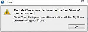 How To Restore Iphone Firmware And Data Backup