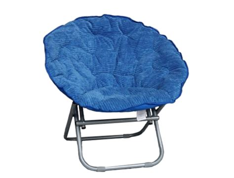 Campus Blue Fold Able Chair