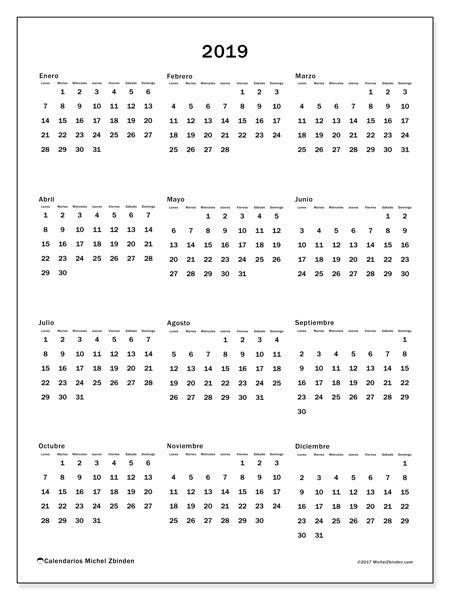 calendario ld michel zbinden es
