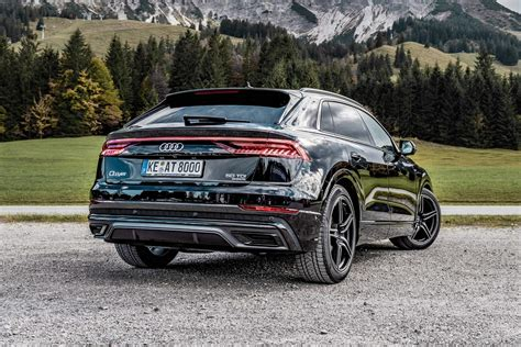 Audi Q8 Tuning Abt by Audi Q8 Suv Gets Its Tuning From Abt Sportsline