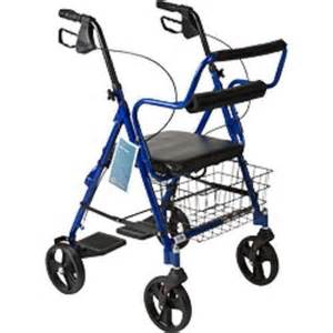 rollator transport chair mobility equipment ebay