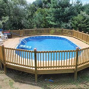 Above Ground Pool Installation Cost  U0026 Useful Tips