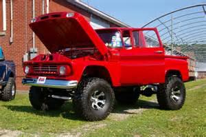 1962 Chevy Stepside Pickup Truck