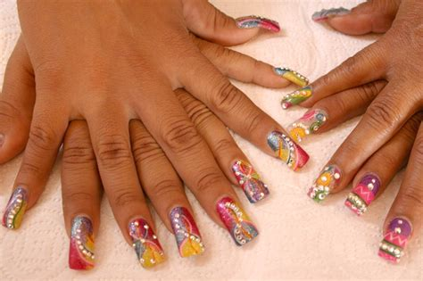Nail Designs Step By Step Tutorials