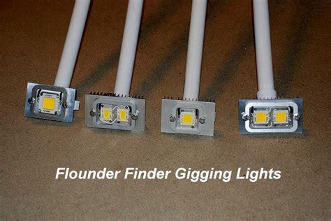 flounder gigging lights led flounder finder gigging light 44 watt 5500lm