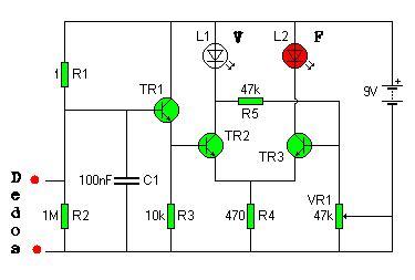 electr 243 nica circuito detector de mentiras maloco la mole info taringa