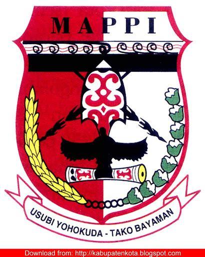 profil kabupaten kota  indonesia logo kabupaten