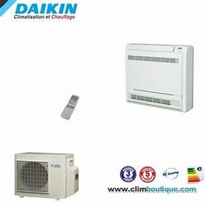Climatisation Gainable Daikin Pour 100m2 : climatisation daikin fvxs50f rxs50l ~ Premium-room.com Idées de Décoration