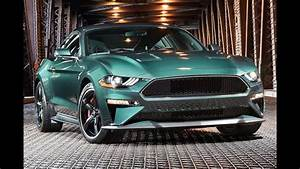 New Ford Mustang Bullitt Concept 2019 - 2020 Review, Photos, Exhibition, Exterior and Interior ...