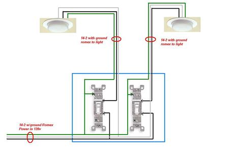 Need Find Wiring Diagram For Lights Controlled